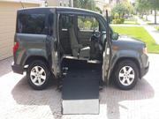 2011 Honda Honda Element EX X-WAVE WHEELCHAIR CONVERSION